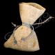 Λινατσα πουγκι με δεσιμο κορδονι DD-61
