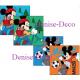 Πετσετουλα Προσωπου Disney Μικυ